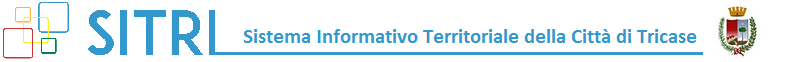 SITRI. Sistema Informativo Territoriale della Città di Tricase